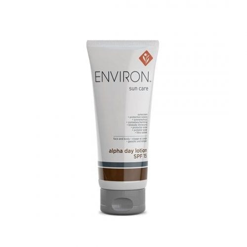 environ suncare products